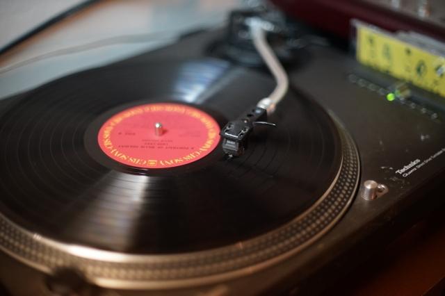 GROOVIN レコード
